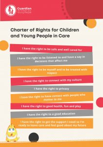 Charter of Rights for Children and Young People